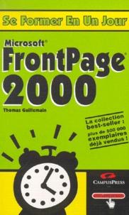 FrontPage 2000 - Thomas Guillemain pdf epub
