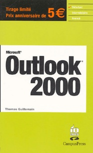 Thomas Guillemain - Outlook 2000.