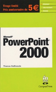 PowerPoint 2000 - Thomas Guillemain | Showmesound.org