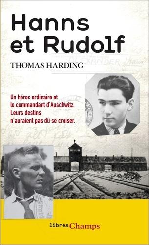 Hanns et Rudolf - Thomas Harding - Format PDF - 9782081373709 - 8,99 €