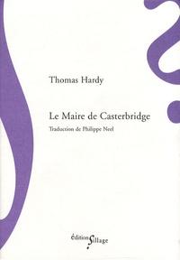 Le Maire de Casterbridge - Thomas Hardy | Showmesound.org
