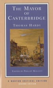 Thomas Harris - The Mayor of Casterbridge.