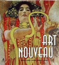 Thomas Hauffe - Art nouveau - Vienne, Berlin, Prague, Budapest.