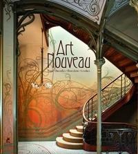 Thomas Hauffe - Art nouveau - Paris, Bruxelles, Barcelona.