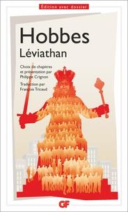 Thomas Hobbes - Léviathan - Chapitres X-XVIII et XXI.
