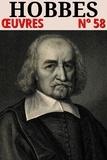 Thomas Hobbes - Thomas Hobbes - Oeuvres - N° 58.