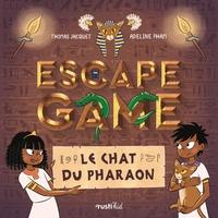 Thomas Jacquet et Adeline Pham - Le chat du pharaon.