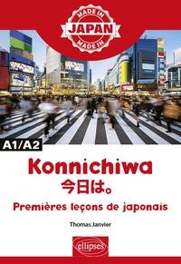 Livres pdf télécharger le fichier Konichiwa A1/A2  - Premières leçons de japonais