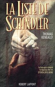 Thomas Keneally - La liste de Schindler.