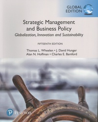 Strategic Management and Business Policy- Globalization, Innovation and Sustainability, Global Edition - Thomas L. Wheelen | Showmesound.org