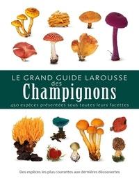 Thomas Laessoe - Le grand guide Larousse des champignons.