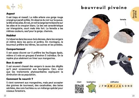 Le petit guide des oiseaux. 70 espèces à découvrir