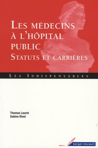 Deedr.fr Les médecins à l'hôpital public - Statuts et carrières Image