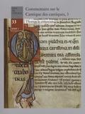 Thomas le Cistercien - Commentaire sur le Cantique des cantiques - Tome 3.