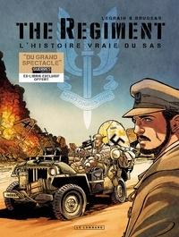 Thomas Legrain et Vincent Brugeas - The Regiment Cycle 1 : Coffret en 3 volumes : Tomes 1 à 3.
