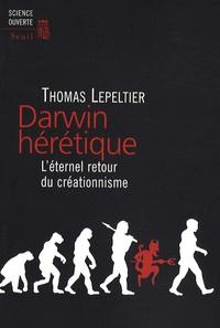 Histoiresdenlire.be Darwin hérétique - L'éternel retour du créationnisme Image