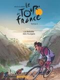 Thomas Liera et Didier Ocula - Le Tour de France Tome 3 : La bataille des nuages.