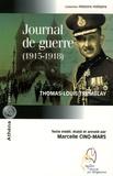 Thomas-Louis Tremblay - Journal de guerre 1915-1918.