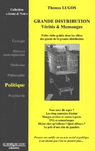 Deedr.fr La grande distribution. Vérités et mensonges Image