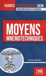 Thomas Machet - Moyens mnémotechniques.