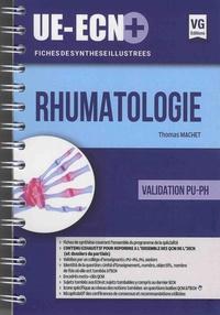 Rhumatologie - Thomas Machet pdf epub