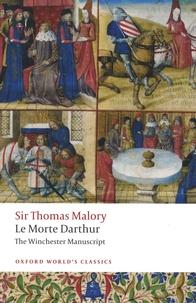 Thomas Malory - Le Morte Darthur - The Winchester Manuscript.