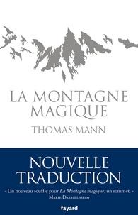 Thomas Mann - La Montagne magique.