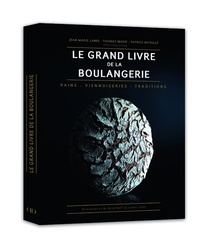 Real book pdf download Le grand livre de la boulangerie  - Pain - viennoiseries - traditions par Thomas Marie, Jean-Marie Lanio, Patrice Mitaillé 9782841239092 MOBI PDF ePub