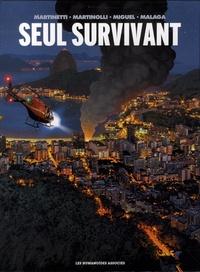 Livre des téléchargements pour allumer le feu Seul survivant Intégrale 9782731691481  en francais
