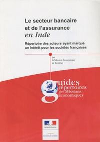 Accentsonline.fr Le secteur bancaire et de l'assurance en Inde - Répertoire des acteurs ayant marqué un intérêt pour les sociétés françaises Image