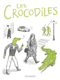Thomas Mathieu - Les crocodiles.