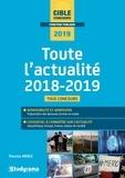 Thomas Merle - Toute l'actualité 2018.