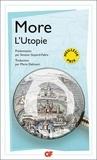 Thomas More - L'Utopie - Ou le traité de la meilleure forme de gouvernement.