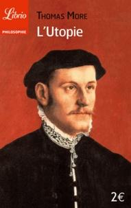 Thomas More - L'Utopie.