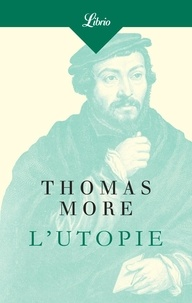 Thomas More - L'Utopie.