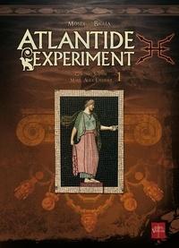 Thomas Mosdi et Stefano Biglia - Atlantide Experiment Tome 1 : Giacomo Serpieri - Marie-Alice Lavoisier.