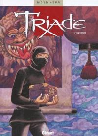 Thomas Mosdi et  Son - Triade Tome 2 : L'initiation.