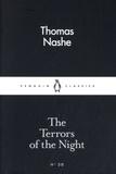 Thomas Nashe - The Terrors of the Night.
