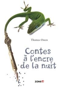 Thomas Owen - Contes à l'encre de la nuit.