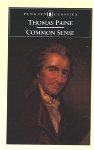 Thomas Paine - Common Sense.