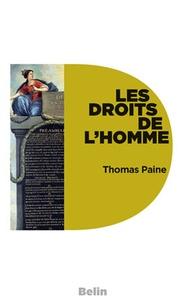 Téléchargement de livres Epub Les droits de l'homme 9782701151694 par Thomas Paine