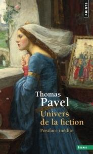Thomas Pavel - Univers de la fiction.