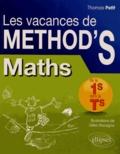 Thomas Petit - Mathématiques de la 1e S à la Tle S.