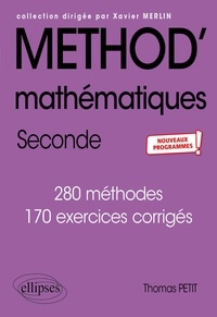 Thomas Petit - Method' maths 2de.