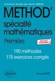 Thomas Petit - Spécialité mathématiques 1re.