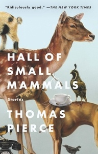 Thomas Pierce - Hall of Small Mammals.