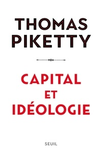 Amazon livre gratuit télécharger Capital et idéologie PDB FB2 par Thomas Piketty in French 9782021338058