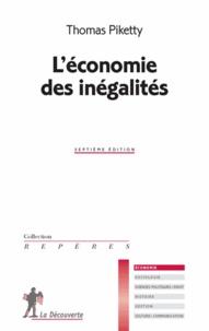 Thomas Piketty - L'économie des inégalités.
