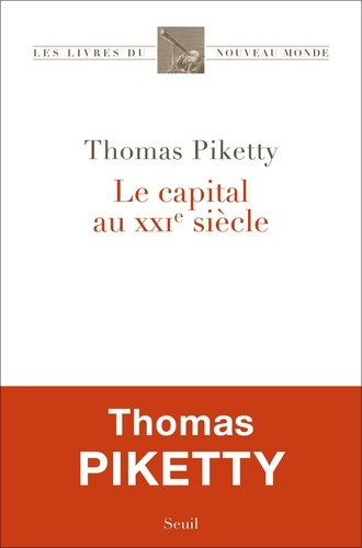Le capital au XXIe siècle - Thomas Piketty - Format PDF - 9782021123296 - 14,99 €