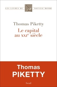 Le capital au XXIe siècle - Thomas Piketty - Format ePub - 9782021123302 - 14,99 €